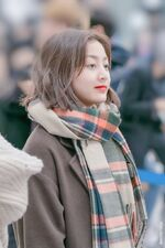 Incheon International Airport Arrival 181103 Jihyo 5