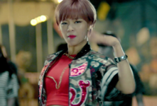 Jeongyeon Like Ooh Ahh MV 3