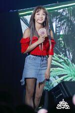 Music Core 180714 Jihyo 4