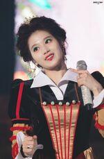 ONCE Halloween Fanmeeting Sana 3