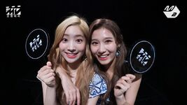 Dance The Night Away MV Commentary Dahyun & Sana