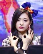 Yes Or Yes Yeouido Fansign Tzuyu 3