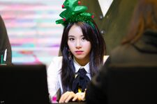Yes Or Yes Yeouido Fansign Chaeyoung 16
