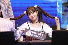Yes Or Yes Yeouido Fansign Momo 16