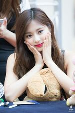 Dance The Night Away Hanam Fansign Tzuyu 2