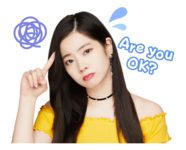 Twice Line Stickers Dahyun