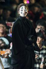 ONCE Halloween Fanmeeting Jeongyeon 9