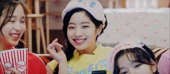 What Is Love Mina MV Screenshot 10