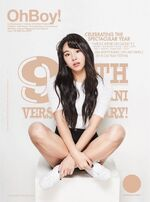 OhBoy! 9th Anniversary Chaeyoung