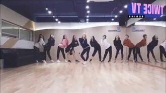 TWICE - I think I'm Crazy Dance Practice Mirror