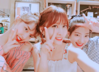 Twice Nayeon, Dahyun and Momo IG Update 250917 3