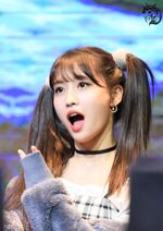 Yes Or Yes Yeouido Fansign Momo 3