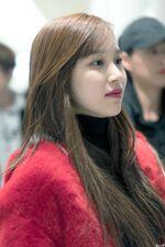 Incheon International Airport Arrival 181103 Mina
