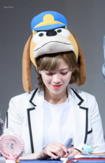 Jeongyeon fan meet 170521