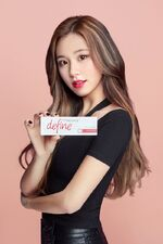 Acuvue Define Chaeyoung 2