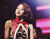 Chaeyoung Like Ooh-Ahh showcase 2