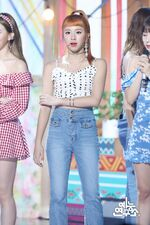 Music Core 180714 Chaeyoung 3