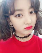Jihyo IG Update 181012 4