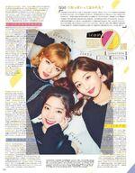 Seventeen Jeongyeon, Dahyun, & Jihyo