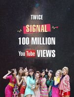 Signal 100 Mil.
