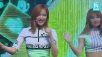 Twice Woo Hoo live ENG SUB
