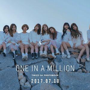 One In A Million Photobook Gallery Twice Wiki Fandom