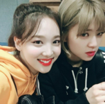 Nayeon and Jeongeon Insta Update