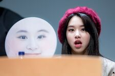 Yes Or Yes Sangnam Fansign Chaeyoung 14