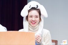 Yes Or Yes Sangnam Fansign Nayeon