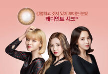 Acuvue Define Jeongyeon, Chaeyoung & Mina