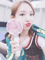 Candy Bong Nayeon