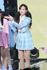 Music Core 180428 Nayeon