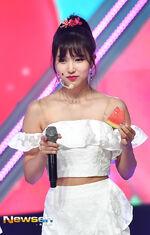 Show Champion 180718 Watermelon Mina