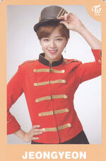 TWICEland Encore Concert Photocard Jeongyeon 8