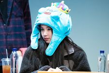Yes Or Yes Sangnam Fansign Chaeyoung 6