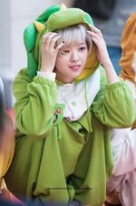 Jeongyeon TT fan meet 2