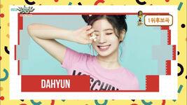 Music Bank 180427 Dahyun