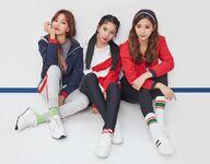 Beanpole Sport Jihyo, Chaeyoung, & Tzuyu