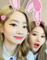 Dahyun and Sana IG Update 2