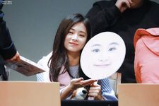 Yes Or Yes Sangnam Fansign Tzuyu 8