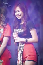 Mina Like Ooh-Ahh showcase 3