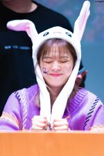 Yes Or Yes Sangnam Fansign Jeongyeon 7