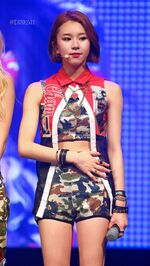 Chaeyoung Like Ooh-Ahh showcase 4