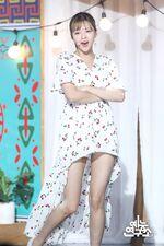 Music Core 180714 Jeongyeon