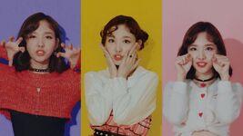 Nayeon Knock Knock MV