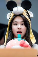 Yes Or Yes Sangnam Fansign Chaeyoung 16
