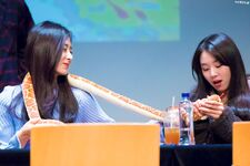 Yes Or Yes Sangnam Fansign ChaeTzu 3