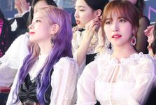 2018 MGA Genie Music Awards Scene Making Twice 9