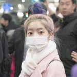 Incheon International Airport Arrival 181103 Dahyun 9