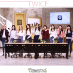 TWICE in Sales Daejanchi